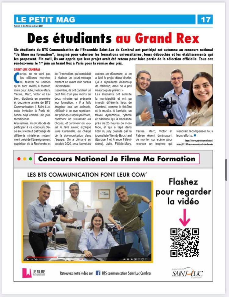 Le Petit Mag - 13/05/2021